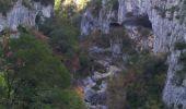 Randonnée Marche OPPEDETTE - Gorge d'Oppedette - Photo 6
