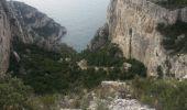 Randonnée Marche MARSEILLE - Luminy-Cassis - Photo 5