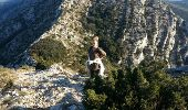 Trail Walk SAINT-REMY-DE-PROVENCE - Les Alpilles pas de l aigle - Photo 4