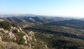 Trail Walk SAINT-REMY-DE-PROVENCE - Les Alpilles pas de l aigle - Photo 2
