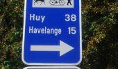 Randonnée Marche Hamois - HAMOIS- hamois- Promenade Du Val du Mauge au Tige de Buresse - Photo 9
