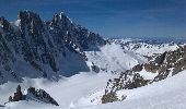 Randonnée Autre activité CHAMONIX-MONT-BLANC - col d' Argentiere - Photo 2