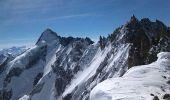 Randonnée Autre activité CHAMONIX-MONT-BLANC - col d' Argentiere - Photo 1