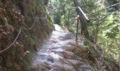Randonnée Marche Aywaille - BE - Ninglinspo - Chefna - Fonds de Quareux - Photo 11
