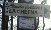 Randonnée Marche Aywaille - BE - Ninglinspo - Chefna - Fonds de Quareux - Photo 4