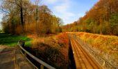 Randonnée Marche LONGPONT - en forêt de Retz_23_Longpont_carrefour Alexandre Dumas_AR - Photo 9