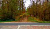 Randonnée Marche LONGPONT - en forêt de Retz_23_Longpont_carrefour Alexandre Dumas_AR - Photo 8