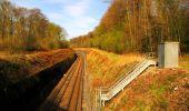 Randonnée Marche LONGPONT - en forêt de Retz_23_Longpont_carrefour Alexandre Dumas_AR - Photo 10