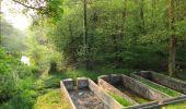 Randonnée Marche LONGPONT - en forêt de Retz_23_Longpont_carrefour Alexandre Dumas_AR - Photo 4