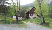 Randonnée Marche CHATEAUROUX-LES-ALPES - Châteauroux village - refuge des Pinées - Photo 1