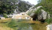 Trail Walk SAINT-PAUL-DE-FENOUILLET - Gorges galamus-Nissol_T - Photo 2