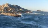 Randonnée Marche MARSEILLE - Calanque de Marseilleveyre - Photo 4