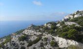 Trail Walk MARSEILLE - Calanque de Marseilleveyre - Photo 3