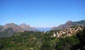 Randonnée Marche ALBERTACCE - GR® de Corse - Mare a Mare Nord - De Verghju à Marignana - Photo 1