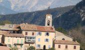 Randonnée Vélo SAINT-ANDRE-LES-ALPES - Le Col des Lecques - St André-les-Alpes  - Photo 2