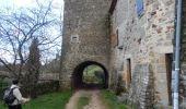 Trail Mountain bike SAINT-PAUL-LE-JEUNE - Du Viaduc de Doulovy au Fort de Banne - Saint Paul le Jeune - Photo 2