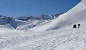 Trail Snowshoes GAVARNIE - Le col de Lary - Gavarnie - Photo 5