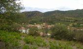 Trail Walk CASCASTEL-DES-CORBIERES - La Source de la Berre -  Cascastel des Corbières - Photo 3