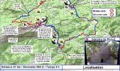 Randonnée V.T.T. ROUGIERS - Pas de l'Aï - Glacière de Pivaut - Photo 2