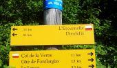 Randonnée Autre activité ROCHE-SAINT-SECRET-BECONNE - Col de la Roche/ Chapelle de la Roche - Photo 3