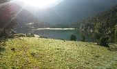 Trail Walk PORTE-PUYMORENS - lac de font vives - Photo 1