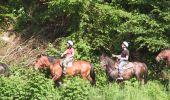 Randonnée Cheval Bouillon - Frahan ferme pour enfants vers Le Jockey Anloy - Photo 2