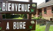Randonnée Marche Tellin - Bure - Promenade entre Ardenne et Famenne - Photo 7