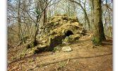 Trail Walk Tellin - Resteigne - Promenade du presbytère au château - Photo 7