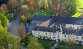 Randonnée Marche Tellin - Resteigne - Promenade du presbytère au château - Photo 5