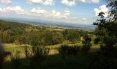Randonnée Marche VERRIERES-EN-FOREZ - Madonne de Verrières - Photo 4