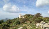 Randonnée Course à pied CHATEAUNEUF-VILLEVIEILLE - Chateauneuf ruines - Photo 2