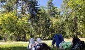 Randonnée Marche NOISY-SUR-ECOLE - Le Bois Rond - 7,3 km - 2h00 - Photo 1