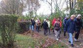 Randonnée Marche ELANCOURT - Etang de la Boissière 13/11/2014 - Photo 13