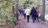Randonnée Marche ELANCOURT - Etang de la Boissière 13/11/2014 - Photo 9