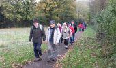 Randonnée Marche ELANCOURT - Etang de la Boissière 13/11/2014 - Photo 2