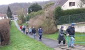 Trail Walk MAUREPAS - rando du 15/01/2015 - Photo 3