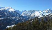 Trail Snowshoes LES VIGNEAUX - Clot de la Siva - Photo 3
