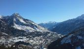 Randonnée Raquettes à neige LES VIGNEAUX - Clot de la Siva - Photo 1