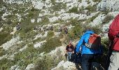 Randonnée Marche AUBAGNE - alcazar3 garlaban - Photo 2