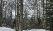 Randonnée Raquettes à neige LES NOES - la loge aux gardes - Photo 2