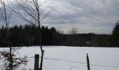 Randonnée Raquettes à neige LES NOES - la loge aux gardes - Photo 5