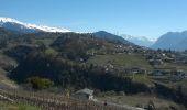 Randonnée Marche Sion - Bisse de Lentine 04.2015 - Photo 1
