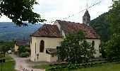 Randonnée Marche LA VANCELLE - La Vancelle - Anneau bleu - Photo 3