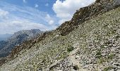 Randonnée Marche CEILLAC - traversée du col tronchet au col girardin - Photo 7