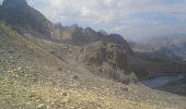 Randonnée Marche CEILLAC - traversée du col tronchet au col girardin - Photo 5
