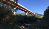 Randonnée Marche BANYULS-DELS-ASPRES - 66 LE BOULOU - plans, pla et hameau de NIDOLÈRES, noeud autoroutier ferroviaire  - Photo 8