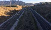Randonnée Marche BANYULS-DELS-ASPRES - 66 LE BOULOU - plans, pla et hameau de NIDOLÈRES, noeud autoroutier ferroviaire  - Photo 2