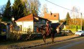 Randonnée Marche LONGPONT - en foret de Retz_ 41_Longpont_Vertes Feuilles_AR - Photo 2