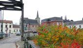 Trail Walk Montigny-le-Tilleul - Balade en Val de Sambre - De Landelies à l'Abbaye d'Aulne  - Photo 4