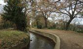 Trail Walk PERPIGNAN - 66 PERPIGNAN - CANOHES par le canal et le ch. des Carlettes - Photo 10